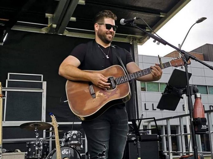 Ty Wilson is one of the performers at Leap 2 The Beat, a fundraiser on February 29, 2020 at Showplace Performance Centre in downtown Peterborough for the Cardiac Catheterization Lab at Peterborough Regional Health Centre. (Photo: Jenn Austin Driver / jennaustindriver.com)