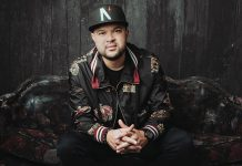 Peterborough-born country music artist Tebey will be performing with Matt Lang at The Venue in downtown Peterborough on January 29, 2020. (Publicity photo)