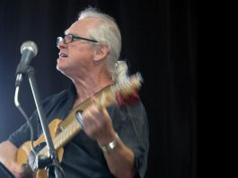 Peterborough music icon Bobby Watson is performing with Kate Kelly in their duo High and Lonesome on Friday, January 17th (and on the following Friday) at The Publican House in downtown Peterborough. (Photo: Nash Gordon)