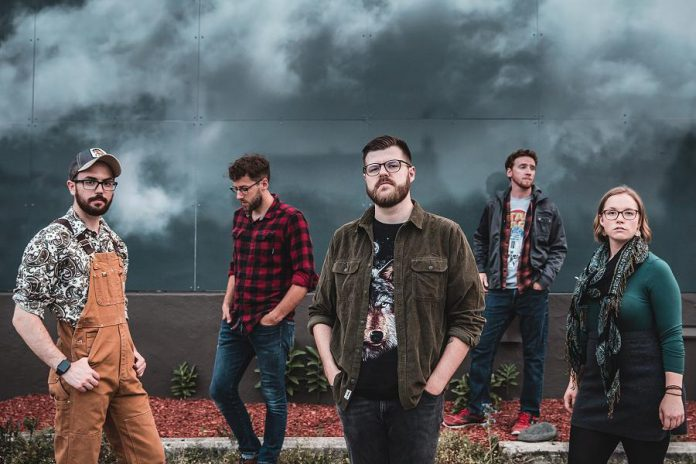 Peterborough-born indie folk-pop band I, The Mountain is playing at That Little Pub (formerly Church-Key Pub) in Campbellford on Saturday, January 11th. (Photo: I, The Mountain / Facebook)