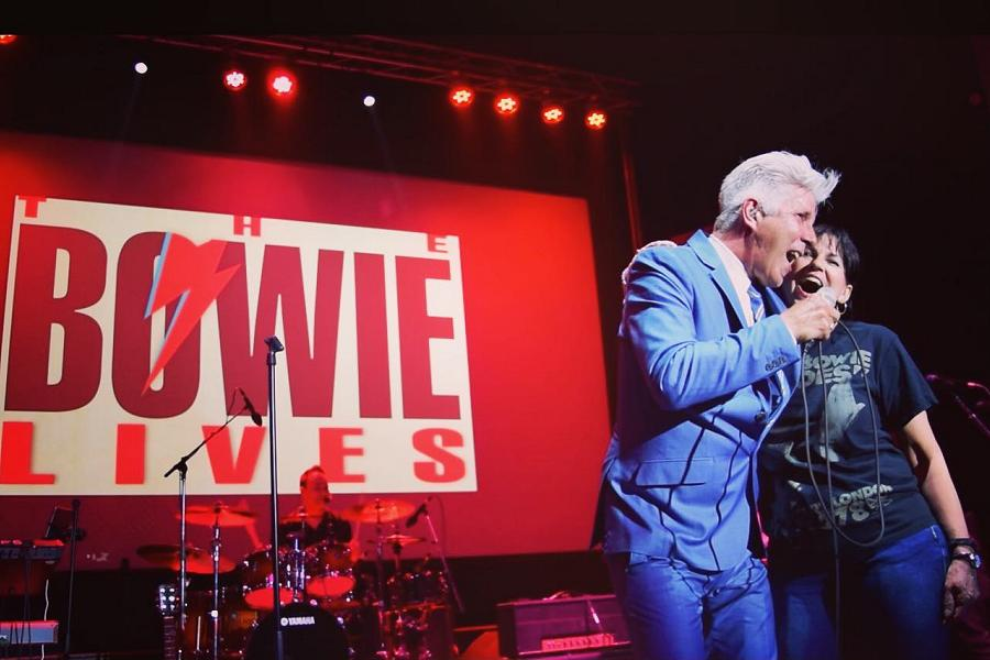 David Bowie S Music Comes To Life In The Bowie Lives At