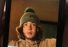 18-year-old Alex Tobin of Omemee was shot and killed on February 18, 2020. Two Bethany men, 23-year-old Aaron Simmonds and 18-year-old Zachary Simmonds, have been charged with second-degree murder. (Photo via gofundme.com)