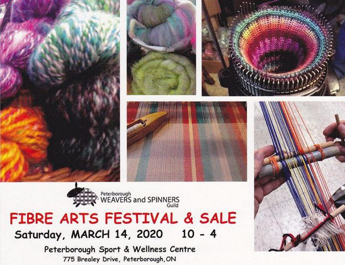 Peterborough Fibre Arts Festival & Sale