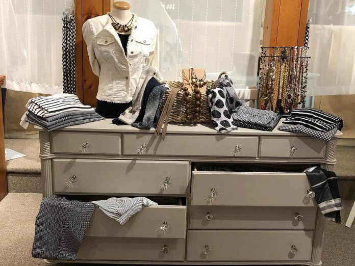 A look inside the recently renovated Dan Joyce's Classic Clothing in downtown Peterborough. (Photo: Dan Joyce's Classic Clothing / Facebook)