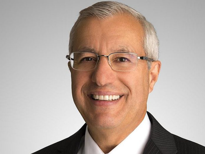 Ontario Minister of Economic Development, Job Creation and Trade Vic Fedeli will be the keynote speaker at the Peterborough Chamber of Commerce's annual general meeting on March 26, 2020. (Photo: Vic Fedeli / LinkedIn)