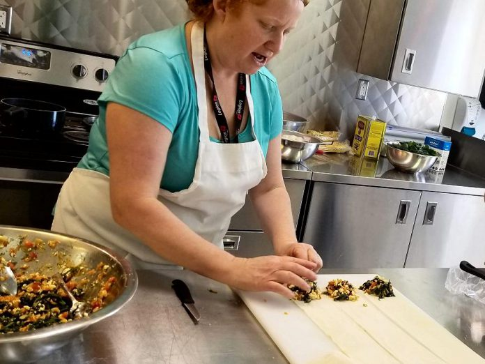The Active Together Cooking Class will teach participants to cook a variety of healthy and fresh foods. (Photo: Council for Persons with Disabilities)