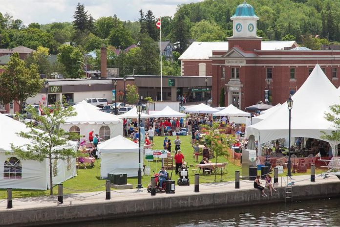 The event is a fundraiser for the Incredible Edibles Festival, which takes place in downtown Campbellford on July 11, 2020. (Photo:  Incredible Edibles Festival)