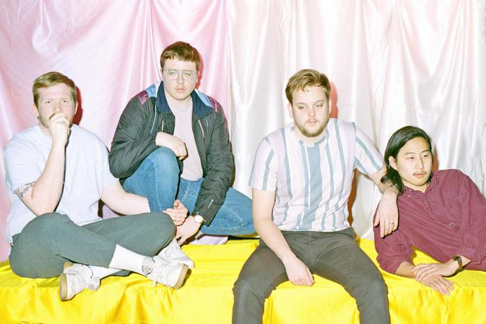 """Lindsay's indie alt-rockers Heaps (formerly The Kents), who recently released the first single """"Softly"""" off their upcoming debut album 'What is Heaps', are performing at The Red Dog on Saturday, February 22nd along with Basement Revolver and Pleasure Craft. (Photo: Maya Fuhr Photography)"""
