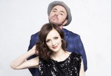 Juno award-winning Canadian musician Hawksley Workman, pictured here with Sarah Slean as the two musicians are now touring together to support their new EP, has relocated to Peterborough. He and his wife Jenny are living with family as they are looking for a home to purchase. (Photo: David Leyes)
