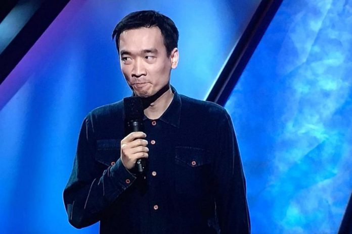 Toronto comedian Joe Vu at the Winnipeg Comedy Festival. He will be performing along with headliner Peterborough native Michelle Shaughnessy and Casey Corbin at a dinner and comedy show at BrickHouse Craft Burger Grill in downtown Peterborough on March 21, 2020. (Uncredited photo via joevucomedy.weebly.com)