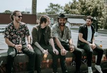 London, Ontario indie rockers Texas King, who recently finished a tour supporting Big Wreck, are performing at the Gordon Best Theatre in downtown Peterborough on March 21, 2020. The Jailbirds, The New Blue, and Fiasco will also be performing. (Photo: Keith Tanman)