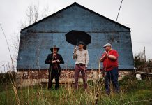 Guelph indie folk-rock band Duncan Ivany & The North Coast Band (Duncan Ivany, Connor Ivany, and Wesley Morrison) are performing at the Black Horse Pub in downtown Peterborough on Wednesday, March 18th. (Photo: www.thenorthcoastband.com)