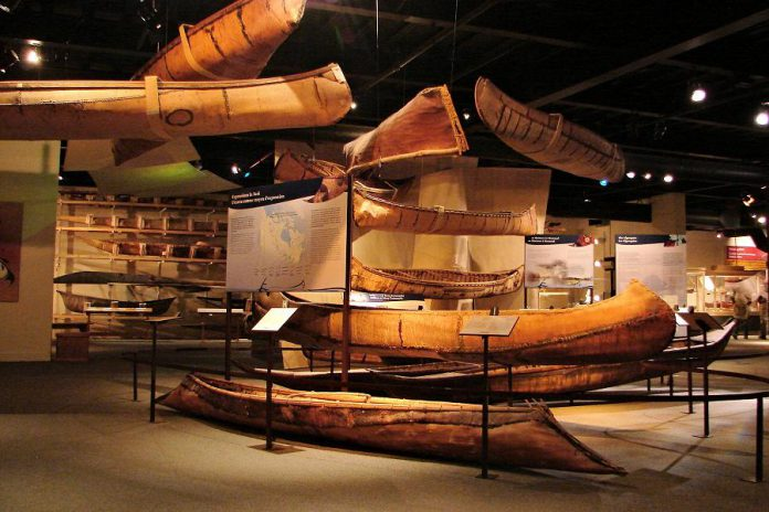 Due to the COVID-19 pandemic, The Canadian Canoe Museum has announced it will remain closed until approximately June 30, 2020. Most of the museum's staff will be temporarily laid off as a result. (Photo courtesy of The Canadian Canoe Museum)