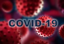 COVID-19 virus graphic