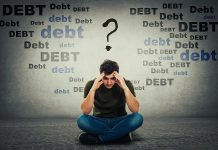 Debt graphic