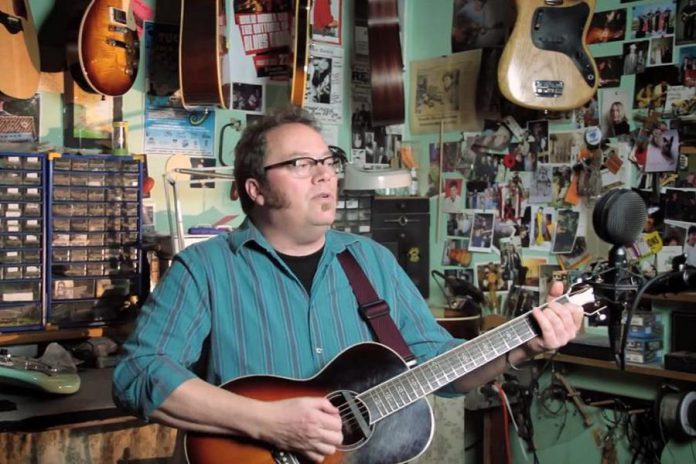 Musician Rick Fines, who recently offered an online concert to his social media followers, has had 30 upcoming concerts cancelled because of the COVID-19 pandemic. (Photo: Jeremy Kelly)
