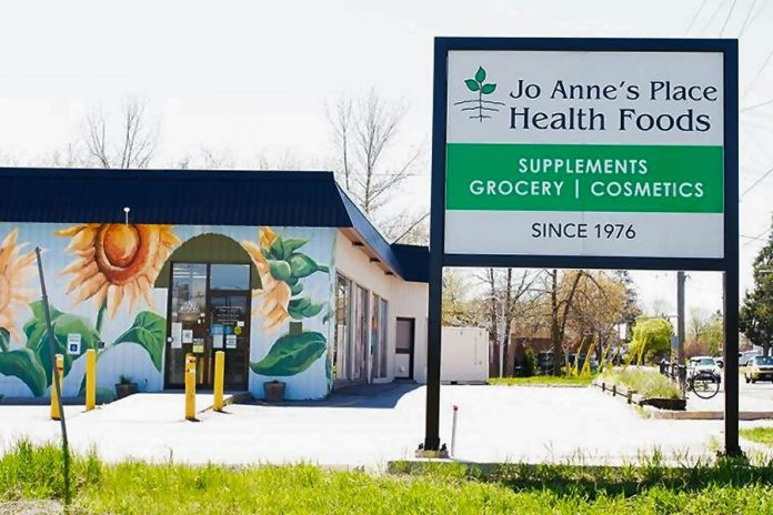 Jo Anne's Place at 904 Water Street North in Peterborough. (Photo: Jo Anne's Place)