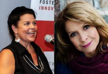 kawarthaNOW.com founder, CEO, and publisher Jeannine Taylor will be a guest on Friday Morning Business Breakfast Talks with Kim Blackwell, the artistic director of 4th Line Theatre in Millbrook. (Supplied photos)