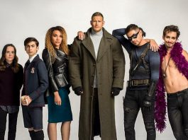 The dysfunctional Hargreeves family of misfit sibling superheroes returns for season two of The Umbrella Academy on Netflix on July 31, 2020. (Photo: Netflix)