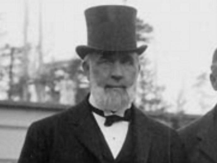 George Albertus Cox