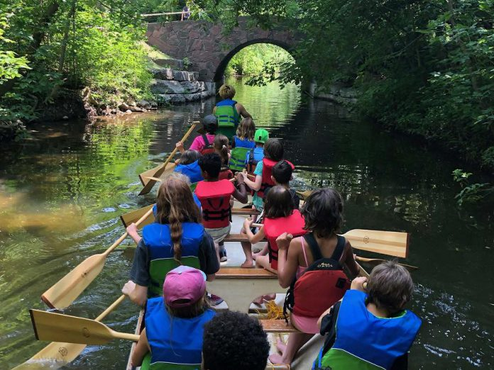 The YMCA of Central East Ontario normally offers a wide range of summer day camps for children, including at Beavermead Park in Peterborough. (Photo: YMCA of Central East Ontario)