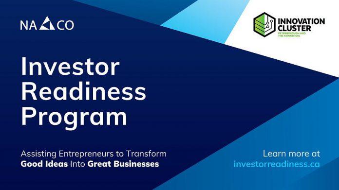 National Angel Capital Organization and Innovation Cluster Investor Readiness Program