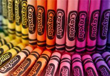 The annual Crayola Sale, which takes place every fall at the Lindsay Exhibition Fairgrounds, offers discounted prices on Crayola products. The event, which has raised more than $1 million for United Way for the City of Kawartha Lakes, is being cancelled in 2020 for the first time in 30 years due to health and safety concerns with the COVID-19 pandemic. (Photo: Crayola Canada)
