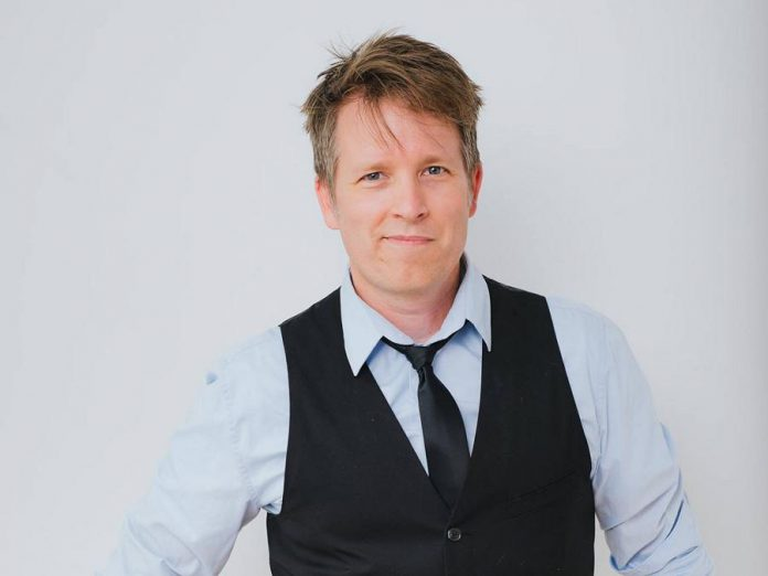Ray Henderson, the former artistic director of Arbor Theatre in Peterborough, has been arrested and charged with sexual assault and exploitation as the result of allegations dating back to 2013. (Photo via Facebook)