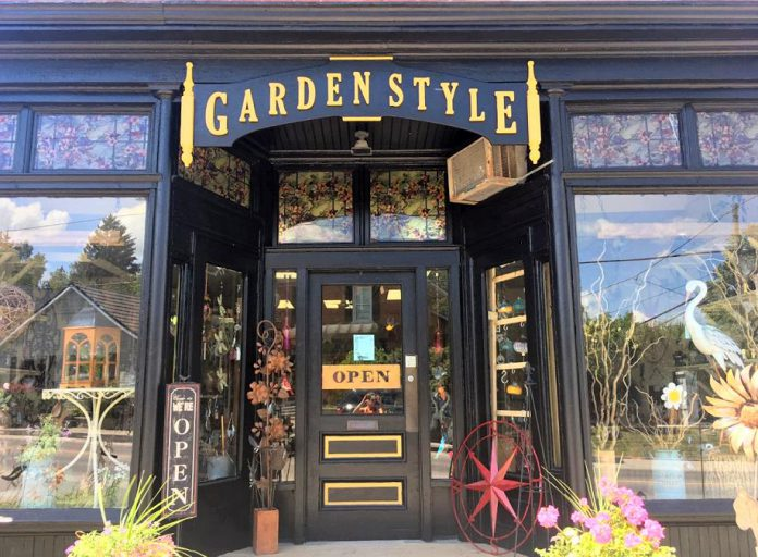 Garden Style Bridgenorth is located at 822-6 Ward Street in Bridgenorth. The store is open from 10 a.m. to 5 p.m. Tuesday to Saturday and 12 p.m. to 4 p.m. on Sunday. Owner Michelle Gay will soon be launching online shopping as another way of helping customers to stay safe and support local. (Photo courtesy of Garden Style Bridgenorth)
