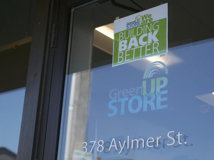 The GreenUP Store has started to provide online purchasing options in response to the pandemic. Shopping locally is a great way to take a more sustainable approach to your buying habits.  (Photo: Benjamin Hargreaves / GreenUP)