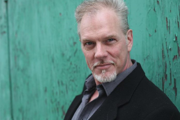 """Acclaimed Toronto actor Jack Nicholsen is returning to 4th Line Theatre in Millbrook to perform as John Deyell in the outdoor theatre company's original Halloween production """"Bedtime Stories and Other Horrifying Tales"""", which runs for 10 performances from October 20th to 27th at the Winslow Farm in Millbrook. (Supplied photo)"""