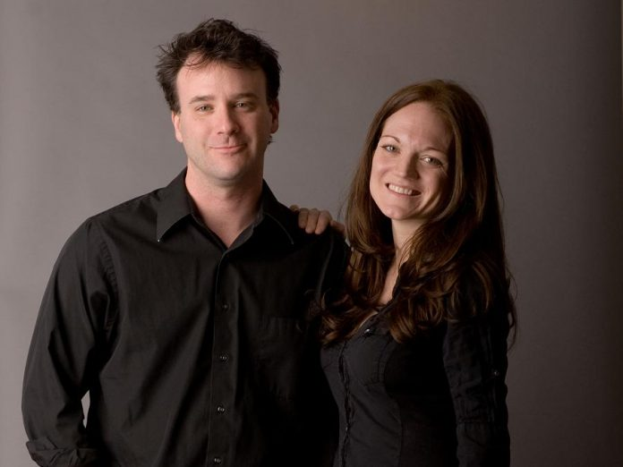At the forefront of The Grove Theatre are Sean Cox and Christy Yael, pictured here in 2013 when they were running the award-winning Intrepid Theatre Company in San Diego, California. (Photo: Intrepid Theatre Company)