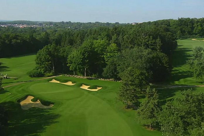 Now that the sale of 23 acres of land to local developer AON Inc. is complete, Kawartha Golf and Country Club will begin work on two new holes to replace the ones on the purchased land. The existing holes will remain in play until 2022, with the AON development scheduled to commence in 2023. (Photo: Kawartha Golf and Country Club)