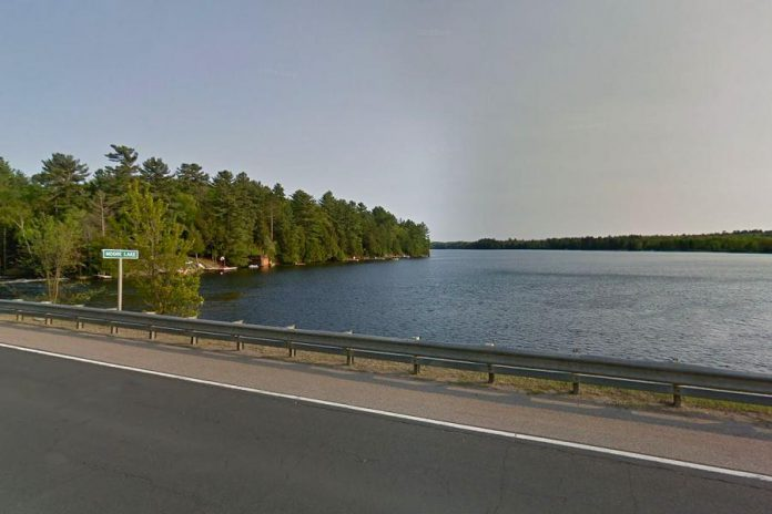 Moore Lake is located in Minden Hills around 17 kilometres south of Minden. (Photo: Google Maps)
