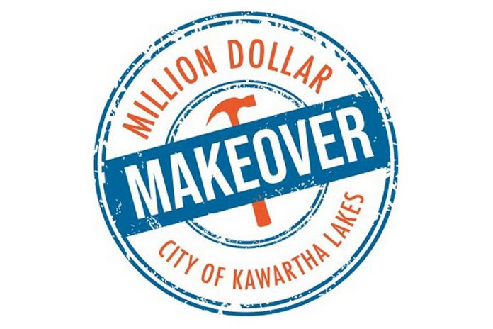 Applications are now open for the next round of the Million Dollar Makeover Program in the City of Kawartha Lakes. (Graphic: City of Kawartha Lakes)