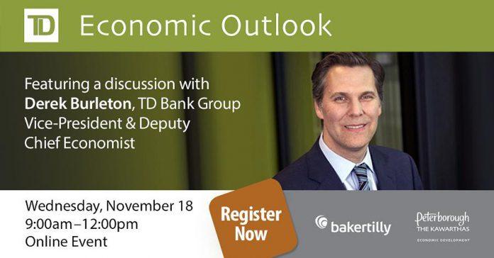 Peterborough & the Kawarthas Economic Development hosts TD Economic Outlook 2020