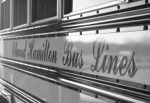 Ellwood Hamilton Bus Lines of Lakefield was founded in 1969 by Ellwood Hamilton. (Photo: Ellwood Hamilton Bus Lines / Facebook)