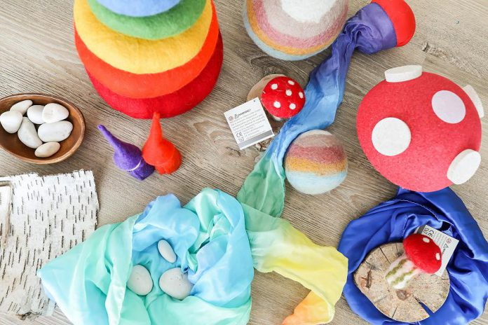 Lavender and Play's new online store at lavenderandplay.ca offers curbside pick-up and items are delivered at no cost within Peterborough. (Photo: Heather Doughty)