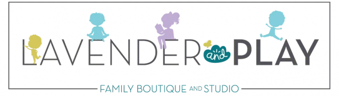 Rooted Lavender and Play Café have merged under the new brand Lavender and Play Family Boutique and Studio. (Logo design: Laura Hervieux)