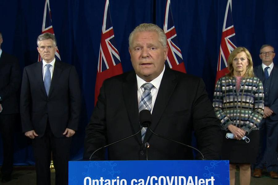 As Second Wave Of Covid 19 Intensifies Ontarians Urged To Limit Trips Outside Of Home And Travel Except When Essential Kawarthanow