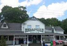 Sullivan's General Store, located at 472 Ennis Road in Ennismore, has been serving the local community since 1910 and is also a popular location with visitors stopping to fuel up with gas as well as food and gift items. (Photo courtesy of Sullivan's General Store)