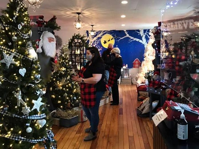 The Christmas Corner is a new shop in Norwood dedicated to all things Christmas. (Photo: The Christmas Corner / Facebook)