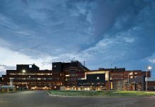 Peterborough Regional Health Centre (PRHC) is located at 1 Hospital Drive in Peterborough. (Photo: PRHC)