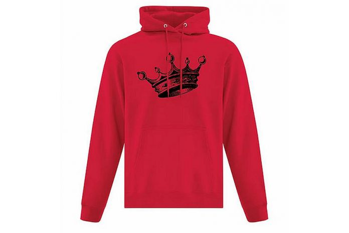 James Hodgson of Nish Tees is donating all proceeds from online sales of the The Theatre On King hoodies he has designed to support the theatre. The hoodies are only available until December 15, 2020. (Photo: Nish Tees)