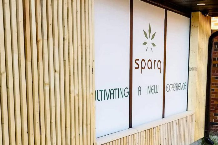 Robert Brunsch is scheduled to open his first Sparq Retail cannabis store t 340 Charlotte Street in downtown Peterborough in January 2021. (Photo: Sparq Retail)