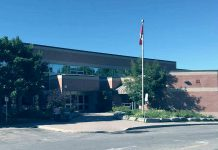 St. Peter Catholic Secondary School is located at 730 Medical Drive in Peterborough. (Photo: Peterborough Victoria Northumberland and Clarington Catholic District School Board)