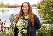 Hillary Flood begins her new role as communications manager of the Peterborough Downtown Business Improvement Area (DBIA) on January 6, 2021. She is replacing Joel Wiebe, who will be joining the Peterborough Chamber of Commerce as its new government relations coordinator on January 25, 2021. (Supplied photo)