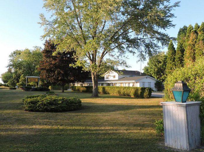 Tome Arsovski has purchased Stone Fountain Motel in Fenelon Falls. (Photo: Stone Fountain Motel)