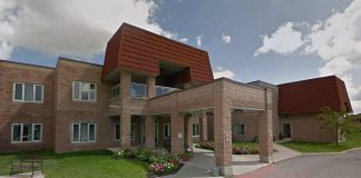 An outbreak at Caressant Care McLaughlin Road long-term care home in Lindsay is responsible for 33 new COVID-19 cases in Kawartha Lakes as of January 21, 2021. (Photo: Google Maps)