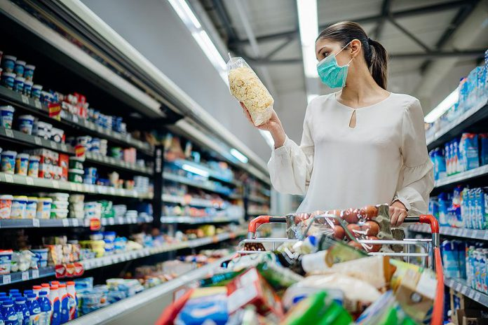 Peterborough's medical officer of health Dr. Rosana Salvaterra is asking residents to try to reduce the number of trips outside the home during the stay-at-home order. For example, instead of making multiple trips to the grocery store during a week, make a single trip and stock up for the week. (Stock photo)